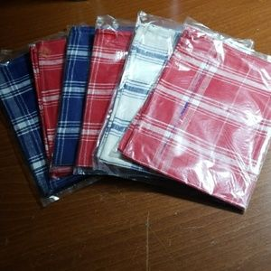 Other - 6 New cloth napkins